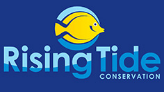 Discovery Cove donates 5% of the proceeds to Rising Tide Conservation.