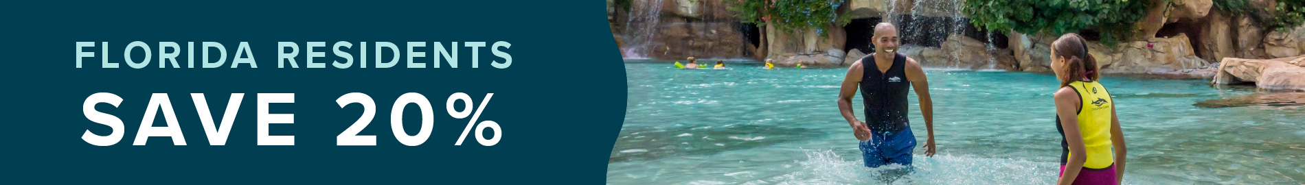 Discovery Cove Florida Residents Book Now