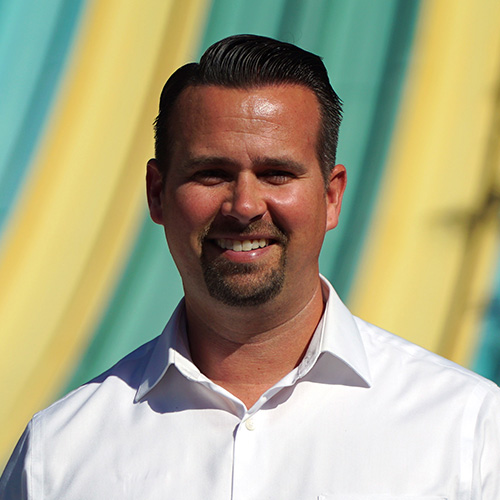 Dave Heaton, Vice President of Aquatica Orlando