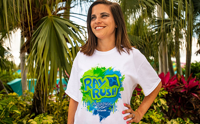 Ray Rush T shirt