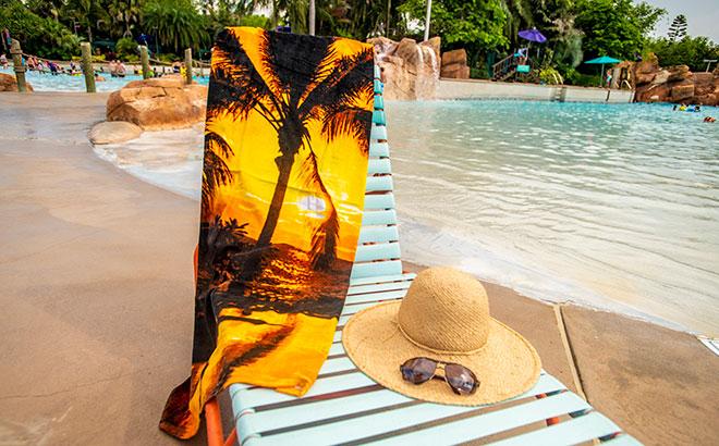 Aquatica Towel