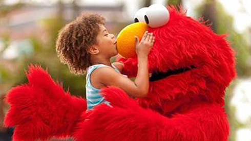 Just For Kids Breakfast with Elmo