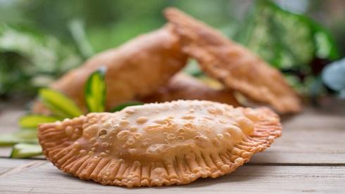 Seven Seas Food Festival Empanadas