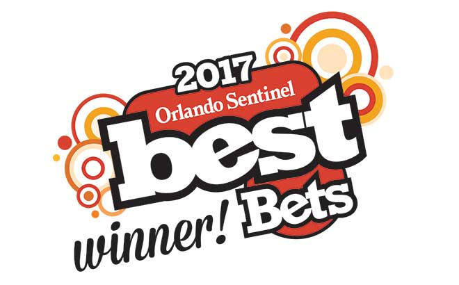 Orlando Sentinel Best Bets Winner Logo