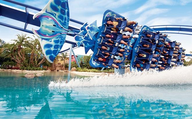 SeaWorld Orlando Quick Queue Unlimited