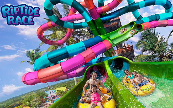 Riptide Race coming to Aquatica Orlando
