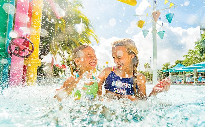 Aquatica Orlando Walkabout Waters