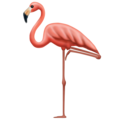 emojipedia emoji flamingo