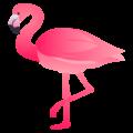 joypixels emoji flamingo