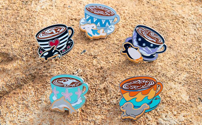 New Pin Release at SeaWorld Orlando