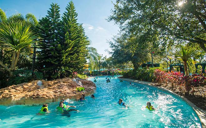 Roa's Rapids at Aquatica Orlando