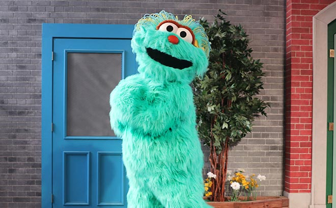 Sesame Street Rosita