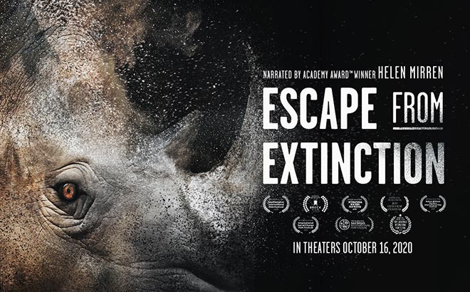 Escape from Extinction Film
