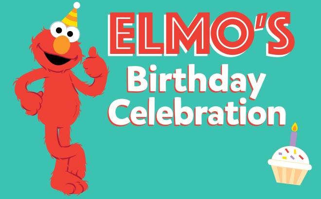 Elmos Birthday Celebration at SeaWorld Orlando