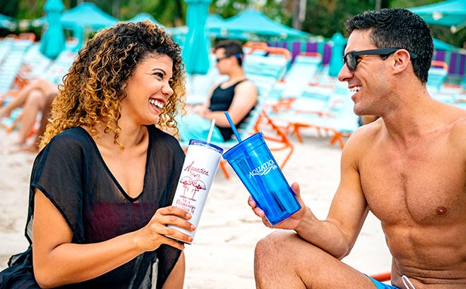 Pass Members Beach Bucks at Aquatica Orlando