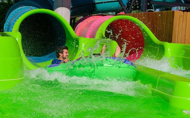 Riptide Race Splashdown