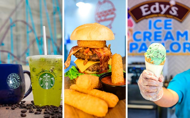 Food Options at SeaWorld Orlando
