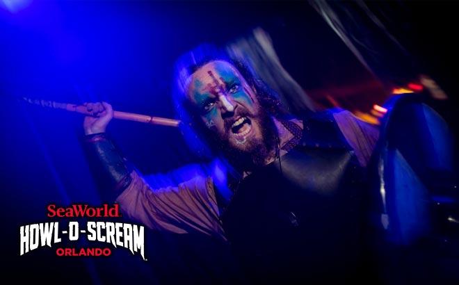 Howl-O-Scream at SeaWorld Orlando
