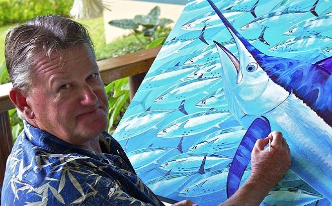 Guy Harvey Weekend at SeaWorld Orlando