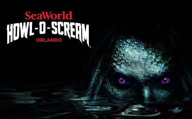 SeaWorld Orlando Howl-O-Scream