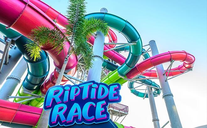 Riptide Race Aquatica Orlando