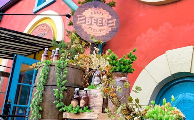 SeaWorld Orlando Craft Beer Festival