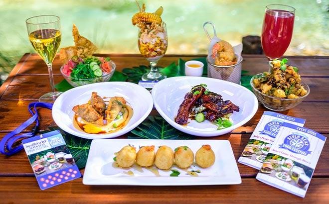 Seven Seas Food Festival at SeaWorld Orlando