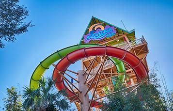 Aquatica Orlando Slides