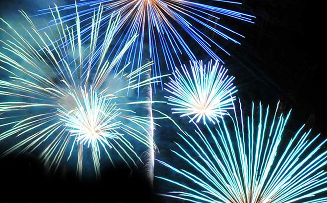 New Year's Eve Fireworks at SeaWorld Orlando