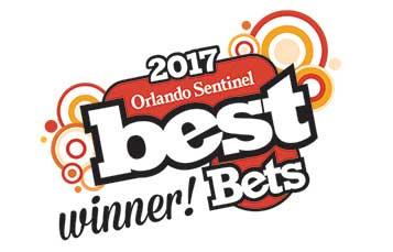 Orlando Sentinel Best Bets Logo