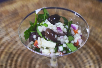 Mediterranean Couscous Salad at Seven Seas Food Festival