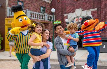 Sesame Street at SeaWorld Orlando