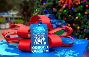 Pass Member December Offers at SeaWorld Orlando
