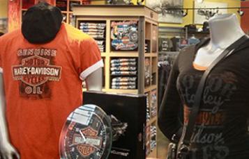 Harley Davidson Merchandise