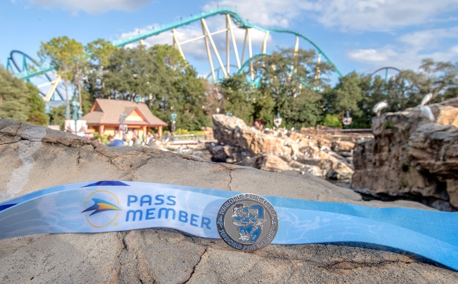 Annual Pass Benefits at SeaWorld Orlando