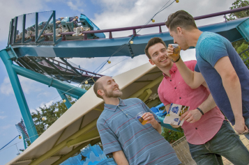 Discover your favorite beer at SeaWorld Orlando