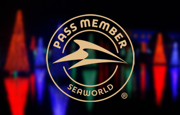 Pass Member Christmas at SeaWorld