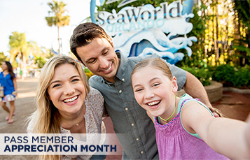 Pass Member News at SeaWorld Orlando