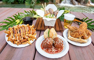 SeaWorld's Seven Seas Food Festival