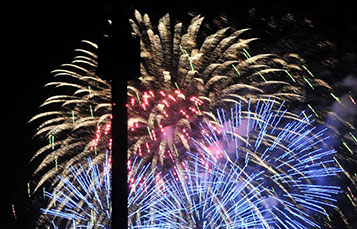 Summer Fireworks at SeaWorld Orlando