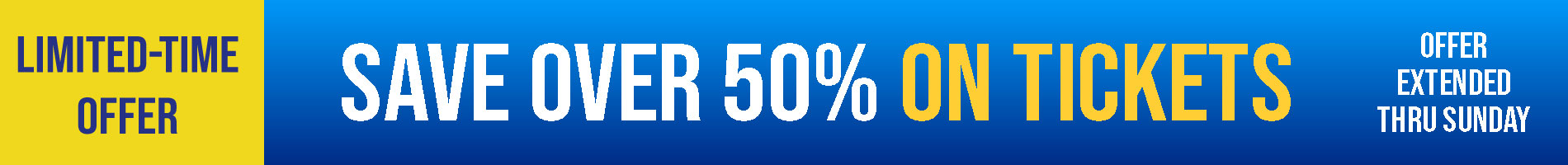 SeaWorld Orlando Fall Savings Sale