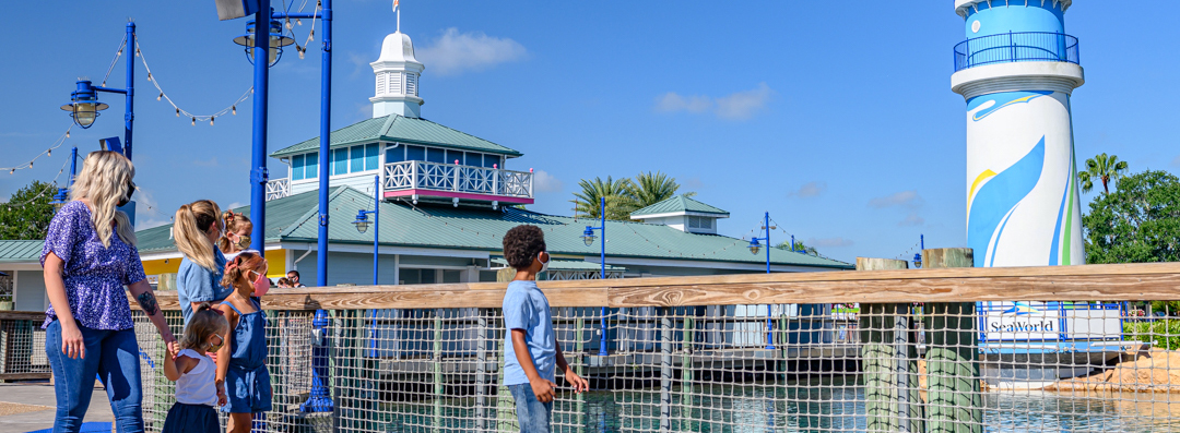 SeaWorld Orlando Preschool Pass