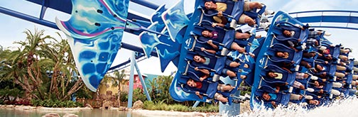 2 Park for $59.99 Each at SeaWorld Orlando
