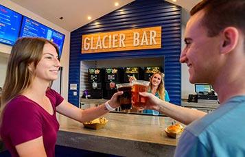 Glacier Bar at SeaWorld Orlando