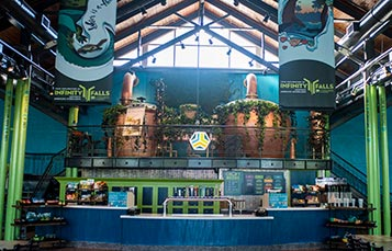 SeaWorld Orlando Waterway Grill Bar