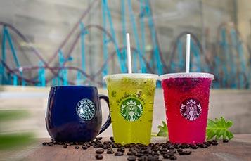 Coaster Coffee Company at SeaWorld Orlando