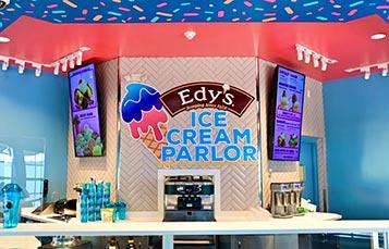 Edys Ice Cream Parlor at SeaWorld Orlando