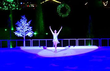 Winter Wonderland on Ice at SeaWorld Orlando