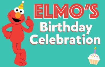 Elmo's Birthday Celebration