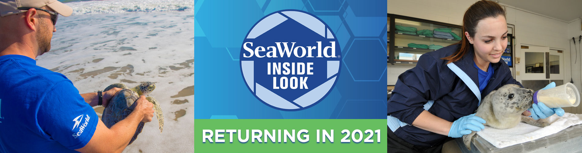 Inside Look event at SeaWorld Orlando